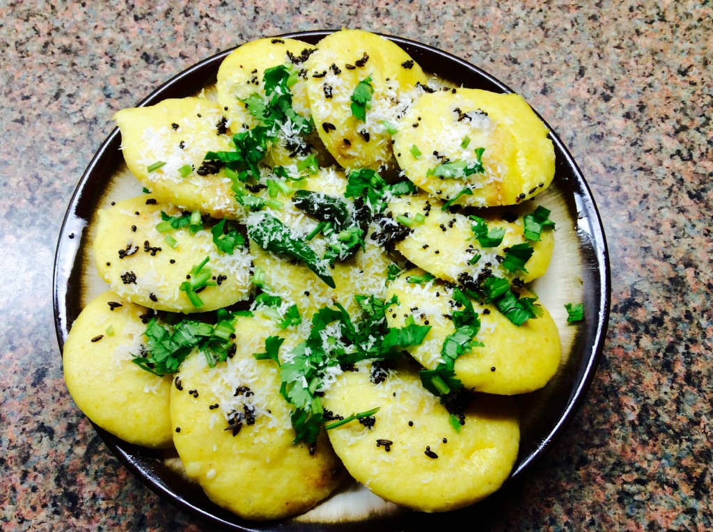 Vegan Dhokla Recipe